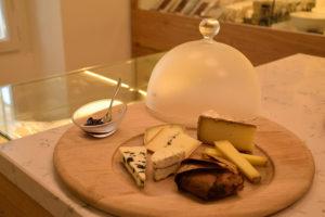 La fromagerie de La Maison Moga
