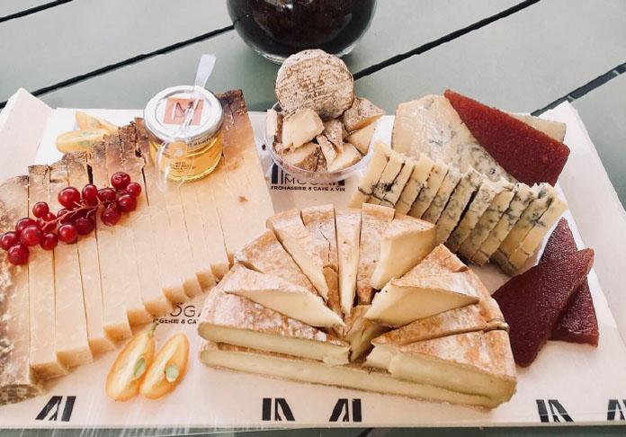 Cheese - Maison Moga