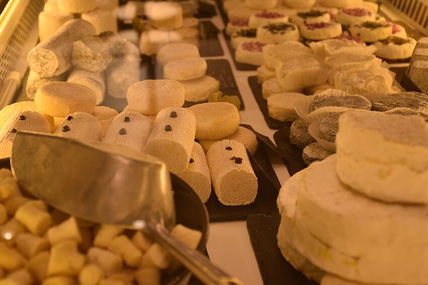 Les fromages à pâte molle