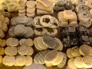 Les fromages frais
